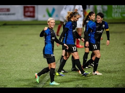 fc - Seattle Reign FC improved to 2-0 Wednesday night after beating the Washington Spirit 3-1.