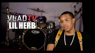 Video Lil Herb on Violence in Chicago: Anyone Can Get a Gun For $20 MP3, 3GP, MP4, WEBM, AVI, FLV Juli 2018