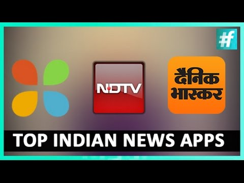 Top 3 Indian News Apps – #WhatTheApp