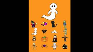 Kids Halloween YouTube video