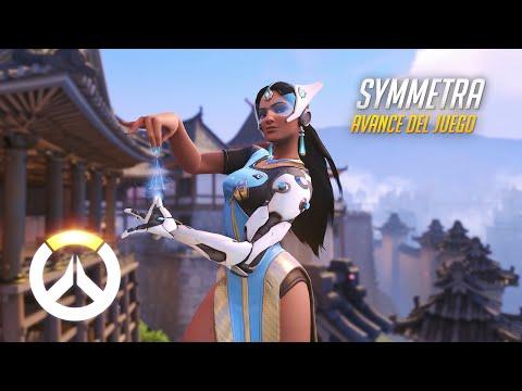 Gameplay de Symmetra