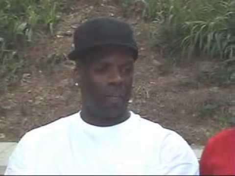 Comedian TK Kirkland   (My first Interview) Piedmont Park in Atlanta