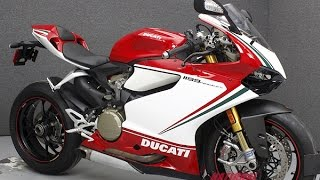 10. 2012  DUCATI  PANIGALE 1199S TRICOLORE W/ABS & DTC - National Powersports Distributors