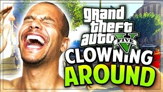 DUMBEST JOKES EVER On GTA V #4 (GTA 5 Trolling/Funny Moments)