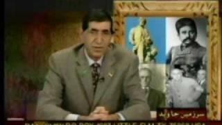 Bahram Moshiri -حملۀ افغان یک جنگ داخلی