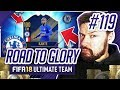 #FIFA18 Road to Glory! #119 Ultimate Team