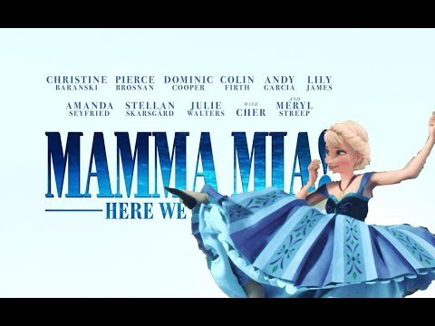 Mamma Mia 2 | Here we go again! ~ Non/Disney trailer