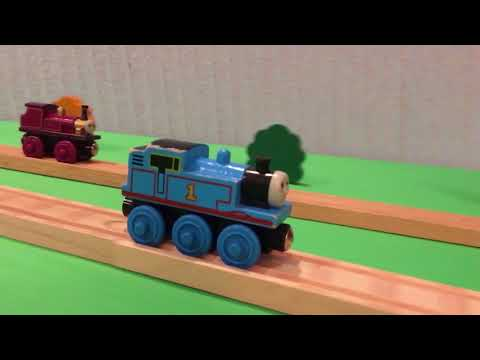 Tuomas Veturi stunttailee – Thomas Train Stunts