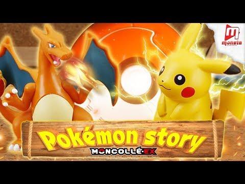 "Pokémon Moncollé Story ""Who won the championship of Pokedel-Z?"" - Thời lượng: 2 phút, 7 giây."