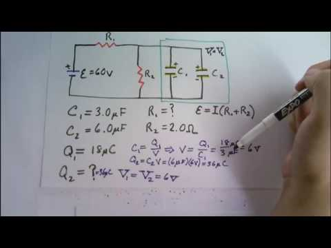 Consider the circuit shown in figure. The battery has emf 60.0 V and negligible internal