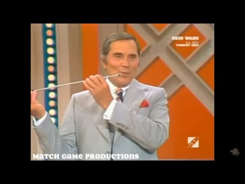 Match Game Synd. (Episode 4) (BLANK the Car) (Gene and Eva Swap Roles)