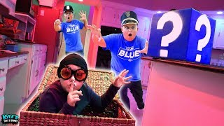 CYBER SPY SECURITY BREACH! Pretend Play Cops and Robbers Mystery Game for Kids!