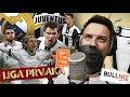 Bullhit - Real ili Juventus (Subeme la radio)