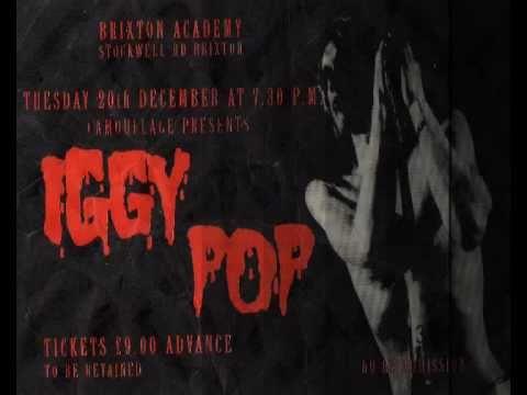 Tekst piosenki Iggy Pop - Shoeshine girl po polsku