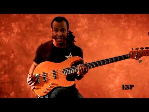 E-II J-5 Bass with Tony Pimental