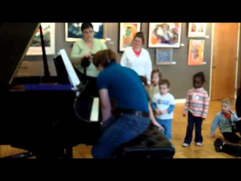 Group Piano Lesson (2-4 Years)