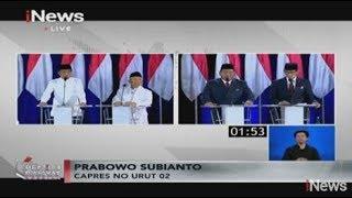 Video [Full] Debat Final Capres dan Cawapres Pemilu 2019 Part 05 - Pemilu Rakyat 13/04 MP3, 3GP, MP4, WEBM, AVI, FLV April 2019