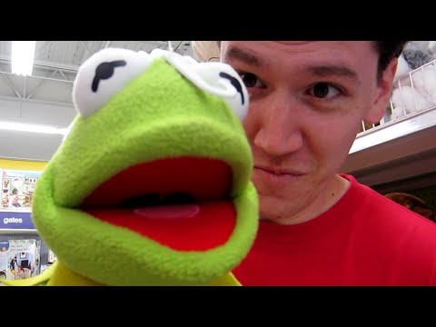 Toy Store - Kermit and car trouble. ==YEARS PAST== 1 Year Ago: https://www.youtube.com/watch?v=ivuAmk7bysg 2 Years Ago: https://www.youtube.com/watch?v=Ozq3eY6vsF0 3 Years Ago: https://www.youtube.com/watch?v...