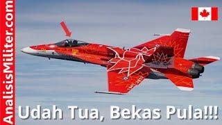 Sudah Tua dan Bekas, Jet Tempur Australia Ini Laris di Borong Kanada