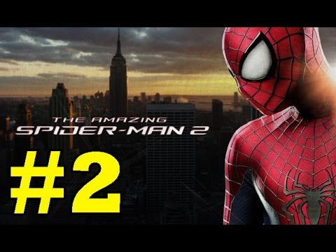 The Amazing Spider-Man 2 Playstation 3