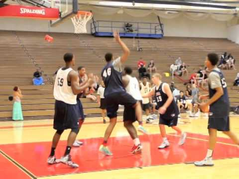USA - 2014 USA Basketball Men's Developmental National Team members are trying for a spot on the 2014 USA U17 World Championship Team. Take a peek into part of the scrimmages from July 25, 2014,...