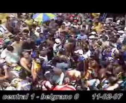Video - Preguntale a La 12 como pegan Los GUERREROS - Los Guerreros - Rosario Central - Argentina