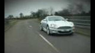 2008 Aston Martin DBS First Steer Review - CarAdvice.com.au