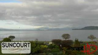 Taupo Webcam Wednesday 28th July 2010