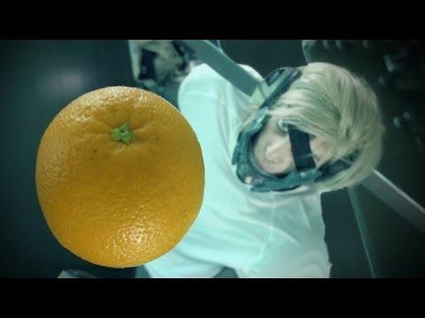 水果忍者真實版,連人肉都切!