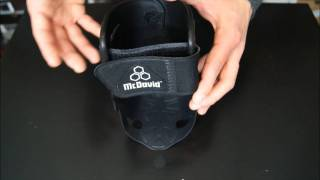 Here is a detailed review on the McDavid Ankle X Ankle Brace. For Performance Info go to http://www.KicksOnCourt.com For Music Beats go to ...