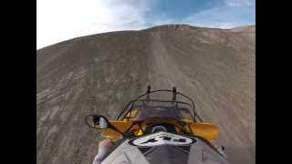 11. CanAm Outlander 650 Riding on the Adobe Hills in Colorado