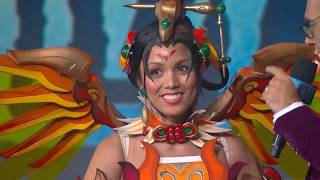 Blizzard Cosplay Costume Contest at BlizzCon 2018