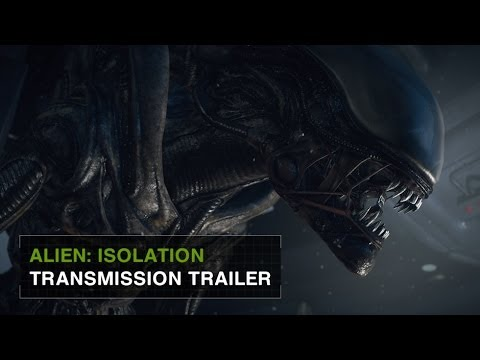 Alien: Isolation Official Announcement Gameplay Trailer | Video
