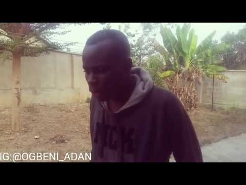 My Christmas Chicken (Ogbeni Adan) (Nigerian Comedy)