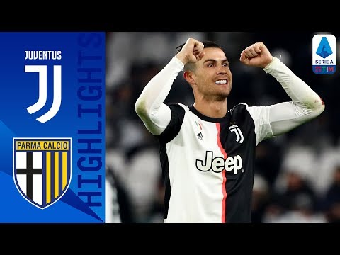 Juventus 2-1 Parma (Serie A 2019/2020) (Highlights)