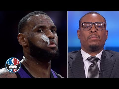 Lebron Isn't The Best Player In The World – Paul Pierce | Truth Serum | Nba Countdown
