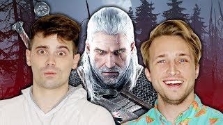 STORYTIME: WITCHER GOT FAT by Smosh Games