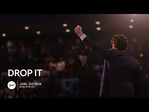 Drop It  - Joel Osteen (видео)