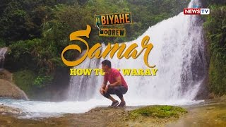 Video Biyahe ni Drew: How to be Waray in Samar (Full episode) MP3, 3GP, MP4, WEBM, AVI, FLV November 2018
