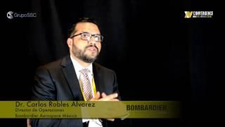 Revolucionando la Industria Aeroespacial en México - BOMBARDIER Aeroespace