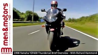 7. 1998 Yamaha YZF600 Thundercat Brief Overview - With Richard Hammond