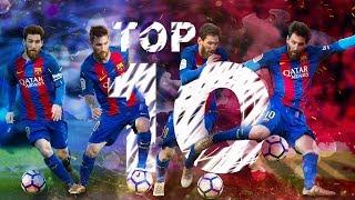 Los 10 mejores goles de Messi en la temporada 2016/17En este vídeo podrás revivir los 10 mejores goles que el Argentino ha marcado en la temporada 2016/2017. Créditos: VIDEO DE WWW.FCBARCELONA.COM----------------------------------------------------------------------------------------------- SUSCRÍBETE: https://www.youtube.com/user/Zonajuanjos- twitter: https://twitter.com/Zonajuanjo- Listas de reproducción: https://goo.gl/lbwO6J- FC Barcelona 2016/2017: https://goo.gl/ETTkxL- Barça B 2016/2017: https://goo.gl/XFO6aw- Barça Femenino 2016/2017: https://goo.gl/KH1wwU- El Fajiazote del Tio Faja: https://goo.gl/6mBUEm- Los Mesetazos de Victor Lozano: https://goo.gl/nSF3rG- BarçaFans: https://goo.gl/XMEXCv- [8aldia] La tertúlia esportiva: https://goo.gl/ar2Vx2Temporadas del FC Barcelona:- FC Barcelona - Temporada 2014-2015: https://goo.gl/K9BbKS- FC Barcelona - Temporada 2015-2016: https://goo.gl/VcEvro- FC Barcelona - Temporada 2016/2017: https://goo.gl/ETTkxLVídeos de interés:- CLÁSICOS CULÉS EN EL BERNABÉU: https://goo.gl/WMLQHY- Johan Cruyff. La leyenda del Fútbol: https://goo.gl/ONPrcs- La rúa y la Celebración del TRIPLETE: https://goo.gl/b8f7pm- Final de la Champions 2015 FC Barcelona: https://goo.gl/ngIph5- Xavi se despide del Barça: https://goo.gl/4PmzI5- Cracs i Catacracs del FC Barcelona: https://goo.gl/VL8iyV