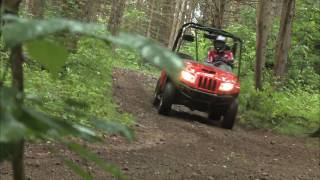 8. Dirt Trax Test Rides Prowler XTZ