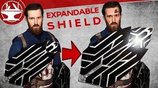 Video Captain America Wakandan Shield BUILD (INFINITY WAR) MP3, 3GP, MP4, WEBM, AVI, FLV Juli 2018
