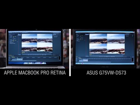 Apple vs ASUS – Which Is Better for Video Editing?