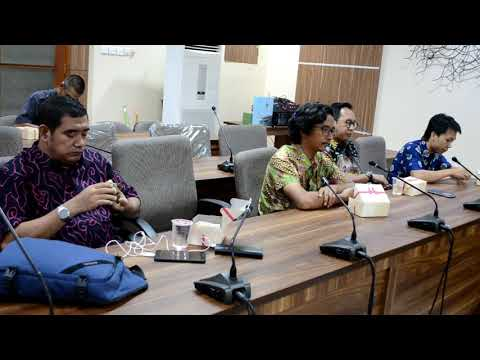 Kunjungan Kerja DPRD Kabupaten Magetan