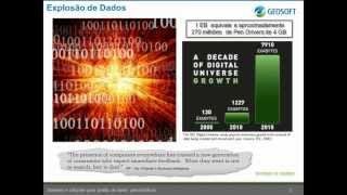 Desafios e soluções para  gestão de dados geocientíficos