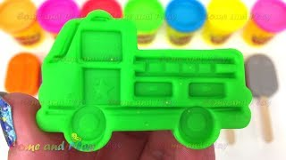 Video Learn Colors with Play Doh and Cookie Cutters and Surprise Toys MP3, 3GP, MP4, WEBM, AVI, FLV Agustus 2018