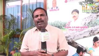 Karthick Raja at Nathikal Nanaivathillai Movie Team Interview