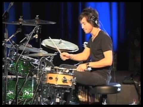 Brendan Buckley drum clinic at Musicians Institute (Los Angeles)